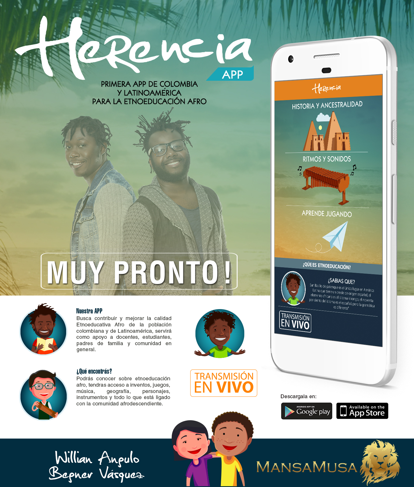 herencia app